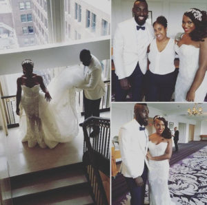 Candice Moore Details Made Simple Wedding Day Coordinator