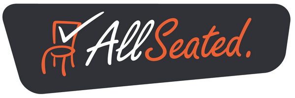The AllSeated logo.