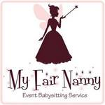 The logo for My Fair Nanny.