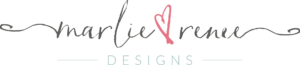 The logo for Marlie Renee Designs.