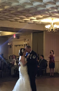 wedding of Rose and Jeff