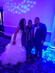 wedding of antoinette and darryl