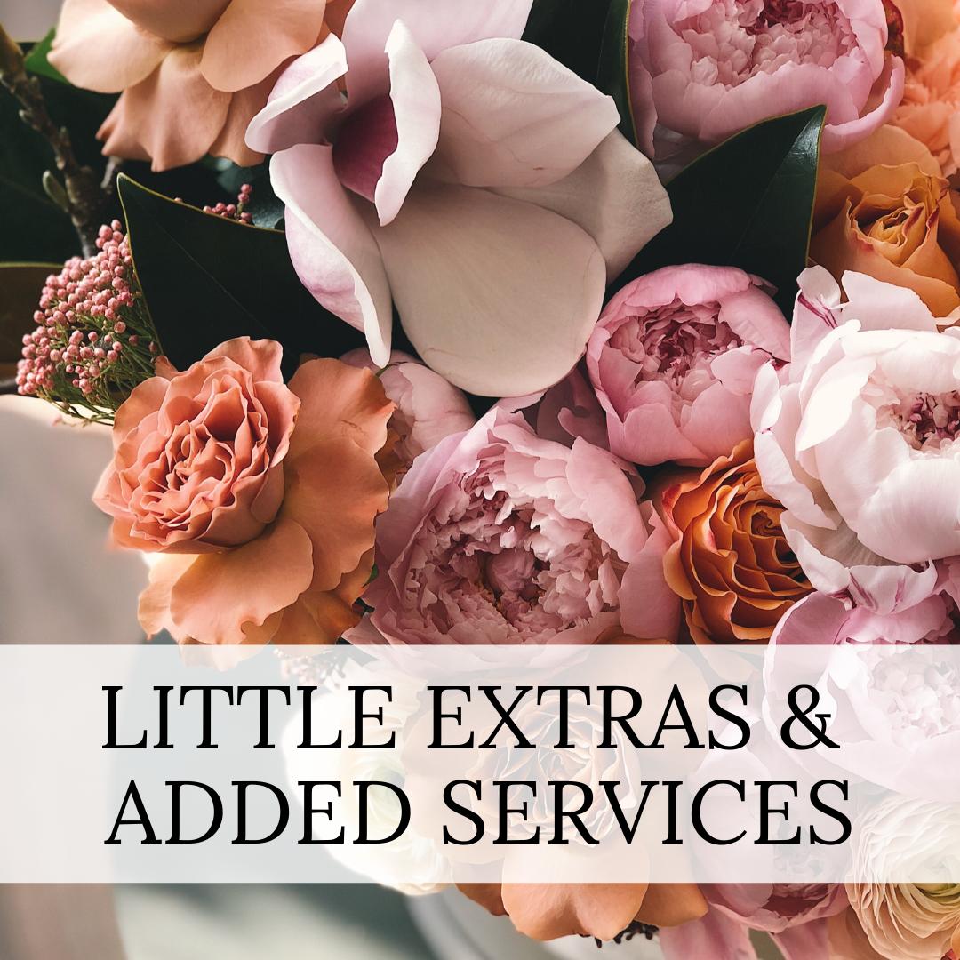 A La Carte Services
